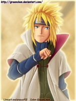 minato_colored by GreenChen