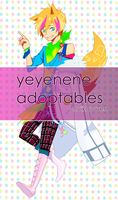 Adoptable 25 [ closed ] by yeyenene