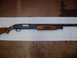 Mossberg 500A by FNPhil