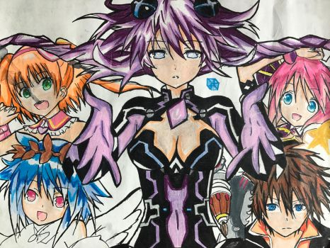 Nep Nep Connect (WIP) by vocaloidHM01