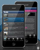 Iphone Project Vocable App2 by JFDC