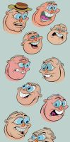 Many faces of George Liquor by HammersonHoek