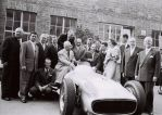 Daimler-Benz AG Group Photo (1955) by F1-history