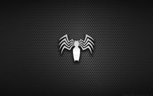Wallpaper - Venom Logo by Kalangozilla