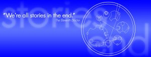 We're All Stories In The End by Lexxyzgraphix
