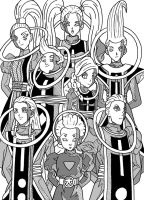 Dragon Ball Super - Universe Survival Saga 2 by Cheetah-King