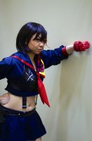 Ryuko Kill La Kill at MTAC! #3 by Lightning--Baron