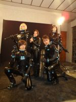 we are GANTZ by Simca-Swallow41