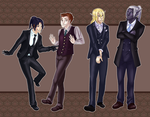 AA: Suits by Angymoo