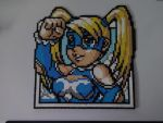 R. Mika - SNK vs Capcom: Card Fighters by TheChairSlayer