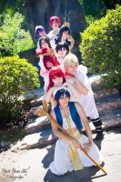Magi team by eriolcosplays
