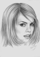 Billie Piper - Commission by Laiyla