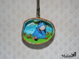Nutshell bourriquet by Melow-Fimo