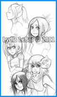 Lilly-Lamb Sketchies 2011 5 by Lilly-Lamb