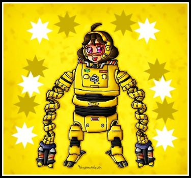 Mechanica by ninpeachlover