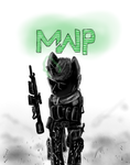 mlp call of duty by zloykosh