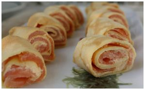 Salmon Rolls I by DysfunctionalKid