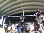 Warped Tour '11 -Ashley and Andy by oZiall