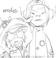 Noodle.. by PaO-SeRaS
