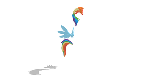 Rainbow Dash Set + DL by Valforwing