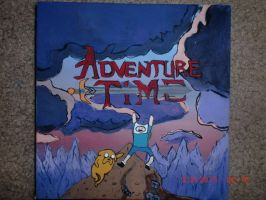 Adventure Time by Jojo44Katniss