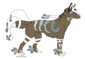 Adoptable Auction : CLOSED : by MoonsPointAdopts