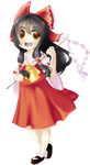 Reimu by JAYWlNG
