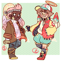 Adopts 03 [CLOSED] by meowzza