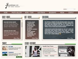 Shyamalangan - Offial Website by informer