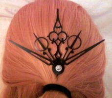 Tio Steampunk Hairpick by pervyyaoifancier