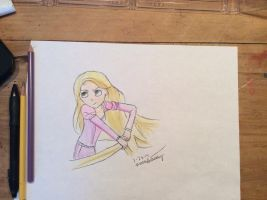 Rapunzel by Lily-the-Vocaloid