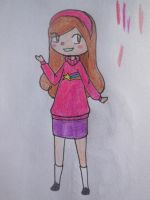Mabel Pines by ForeverMuffin