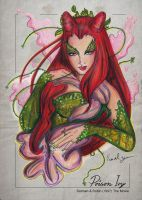 Poison Ivy [Batman and Robin 1997 The Movie] by Fouad-z
