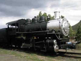 Union Pacific 0-6-0 by Sampug394