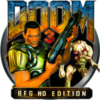 Doom 3 BFG HD Edition by POOTERMAN