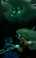 :SU: I'm not Lapis anymore by PheeBaDohDoh