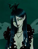 Queen Chrysalis by AShiori-chan
