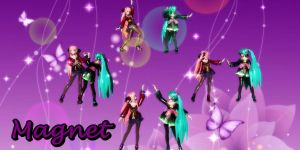 Pose Pack 16 .:MAGNET:. by GrayFullbuster21