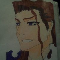 Aizen's 2nd Form by yahoo201027