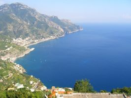 A View From Ravello 1 by ornis