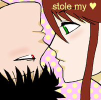 YYH - Stole my Heart by Love-Monstoh