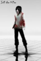 [MMD Newcomer] Jeff the Killer MMD Model Download by Euphobea