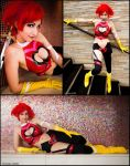 Re: Cutie Honey Cosplay by HezaChan