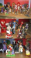 Actionfigure Collection by LadyRafira