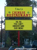 Chinese Resturant Sign by Love-Morton