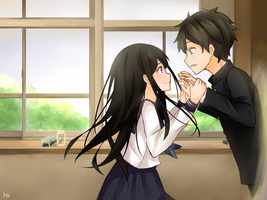 Hyouka: [Incomplete Stride] by Haiyun