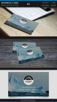 Business Card - Modern, Clean and Elegant #1 by Valixx