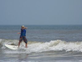 Surfer Dude by EBSpurlin
