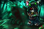 Omega Squad Teemo by ichimoral