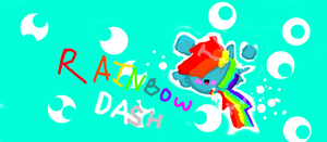 RAINBOW DASH!!!!!!!!!!!!:D by navi8221